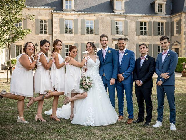 Le mariage de Nicolas et Agathe à Nevers, Nièvre 19