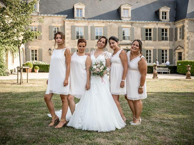 Le mariage de Nicolas et Agathe à Nevers, Nièvre 20