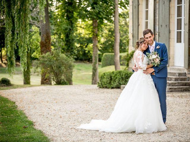 Le mariage de Nicolas et Agathe à Nevers, Nièvre 25