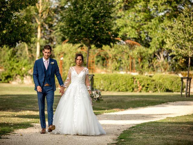 Le mariage de Nicolas et Agathe à Nevers, Nièvre 29