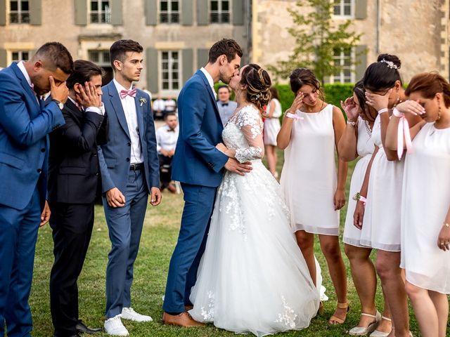Le mariage de Nicolas et Agathe à Nevers, Nièvre 31