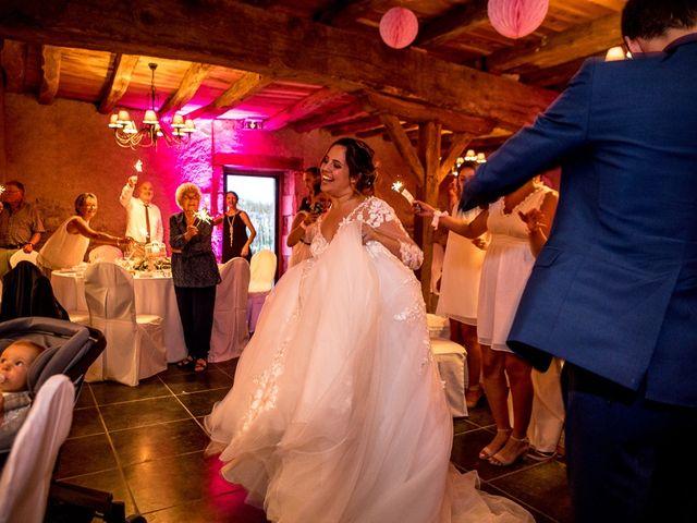 Le mariage de Nicolas et Agathe à Nevers, Nièvre 35
