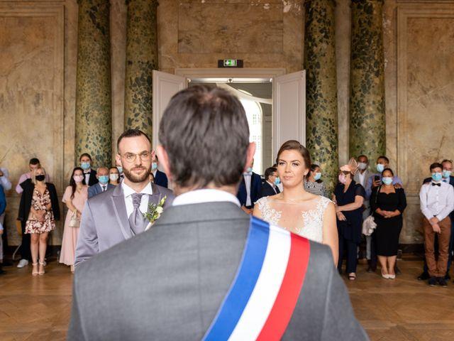 Le mariage de Léa et Tony