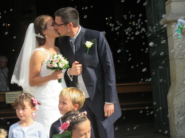 Le mariage de Manon et Pierre à Saint-Avé, Morbihan 14