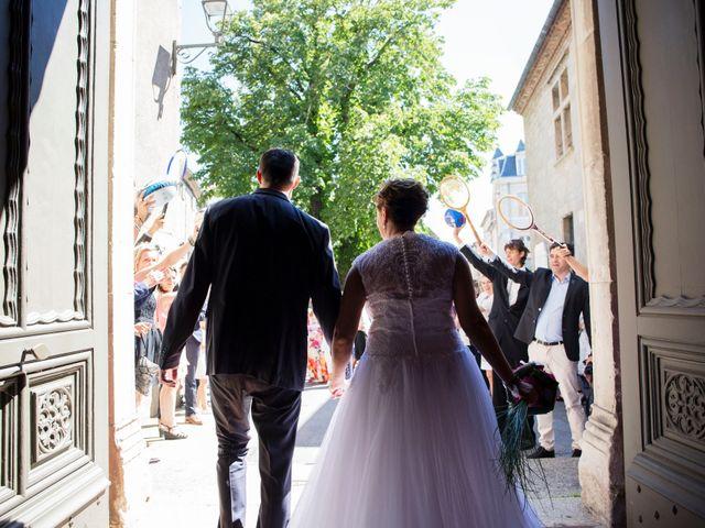 Le mariage de Laurent et Adeline à Labruguière, Tarn 3
