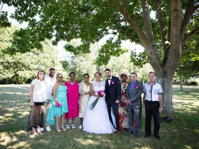 Le mariage de Laurent et Adeline à Labruguière, Tarn 5
