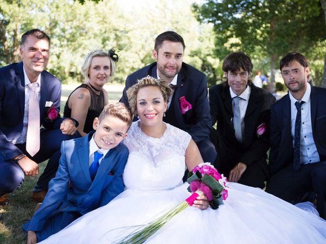Le mariage de Laurent et Adeline à Labruguière, Tarn 6