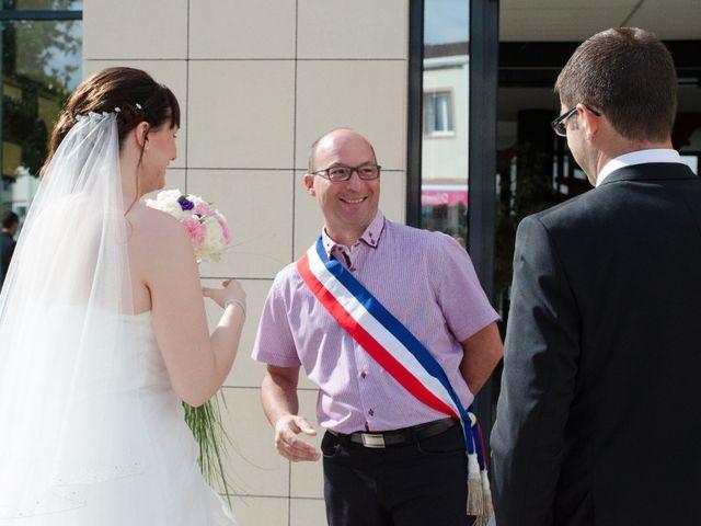 Le mariage de Stéphane et Jessica à Le Loroux-Bottereau, Loire Atlantique 27