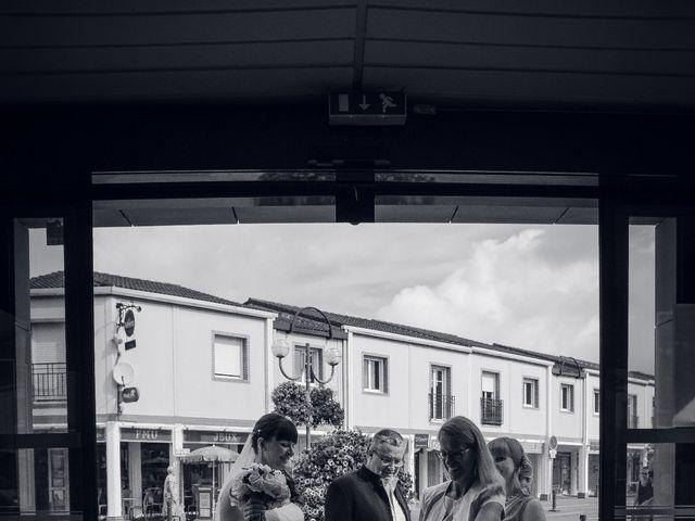 Le mariage de Stéphane et Jessica à Le Loroux-Bottereau, Loire Atlantique 28