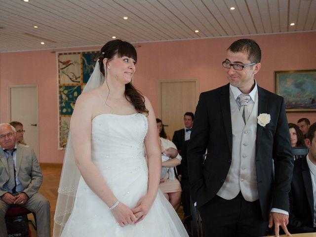 Le mariage de Stéphane et Jessica à Le Loroux-Bottereau, Loire Atlantique 33