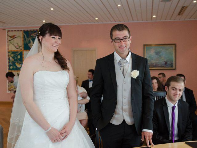 Le mariage de Stéphane et Jessica à Le Loroux-Bottereau, Loire Atlantique 34