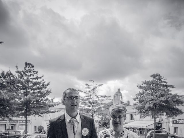 Le mariage de Stéphane et Jessica à Le Loroux-Bottereau, Loire Atlantique 38