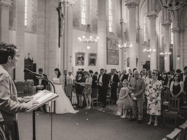 Le mariage de Stéphane et Jessica à Le Loroux-Bottereau, Loire Atlantique 39