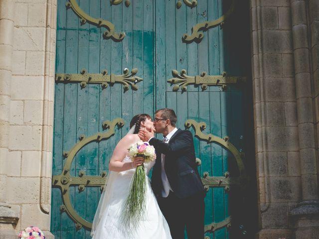 Le mariage de Stéphane et Jessica à Le Loroux-Bottereau, Loire Atlantique 44