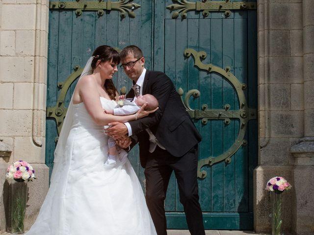 Le mariage de Stéphane et Jessica à Le Loroux-Bottereau, Loire Atlantique 45