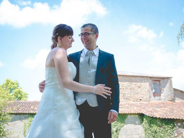 Le mariage de Stéphane et Jessica à Le Loroux-Bottereau, Loire Atlantique 59