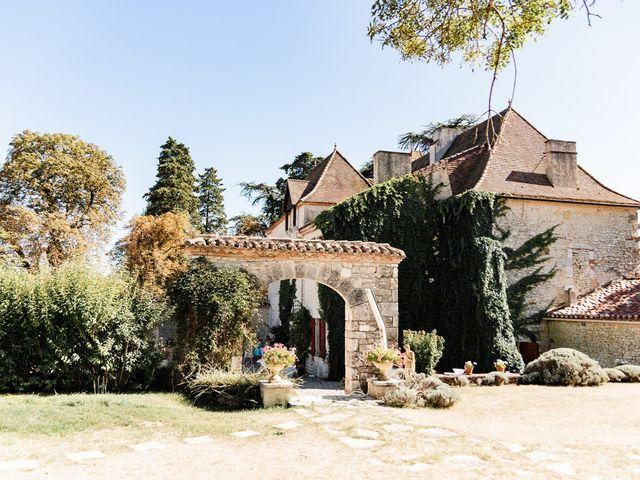 Le mariage de Loïc et Karine à Thézac, Lot-et-Garonne 6