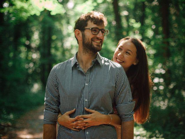 Le mariage de Thibault et Kim à Claix, Isère 4