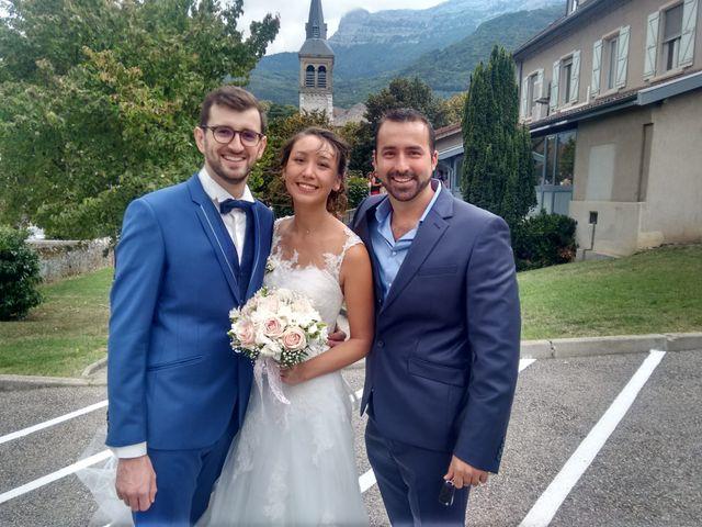 Le mariage de Thibault et Kim à Claix, Isère 7