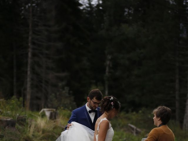 Le mariage de Thibault et Kim à Claix, Isère 12