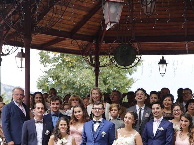 Le mariage de Thibault et Kim à Claix, Isère 14