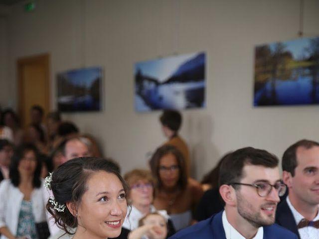 Le mariage de Thibault et Kim à Claix, Isère 15