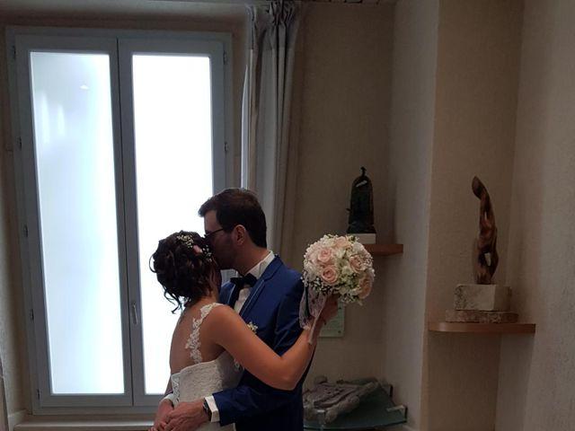 Le mariage de Thibault et Kim à Claix, Isère 16