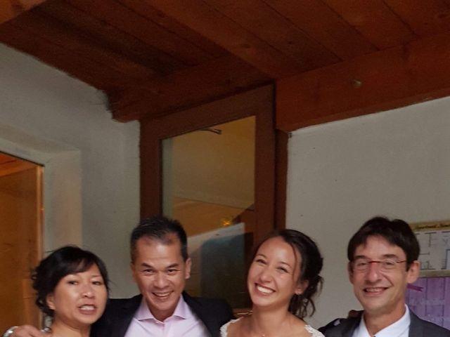 Le mariage de Thibault et Kim à Claix, Isère 18