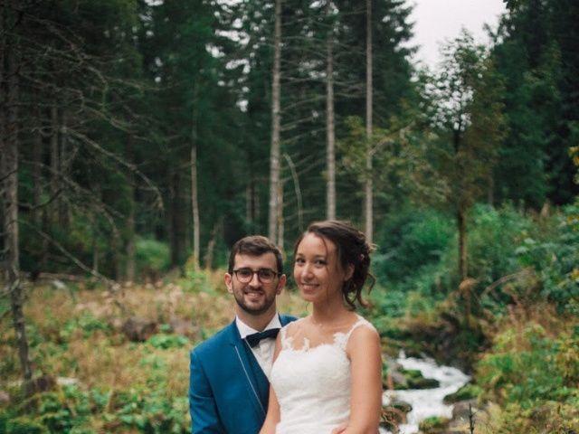 Le mariage de Thibault et Kim à Claix, Isère 1