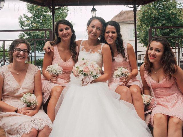 Le mariage de Thibault et Kim à Claix, Isère 19