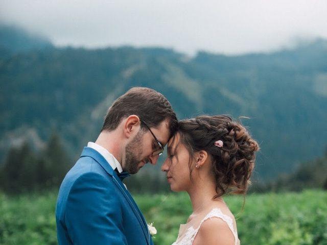 Le mariage de Thibault et Kim à Claix, Isère 20