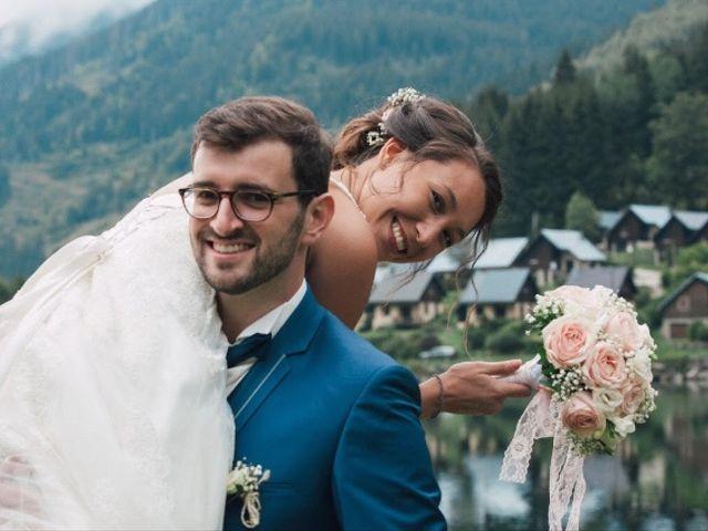 Le mariage de Thibault et Kim à Claix, Isère 22