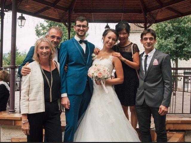 Le mariage de Thibault et Kim à Claix, Isère 24