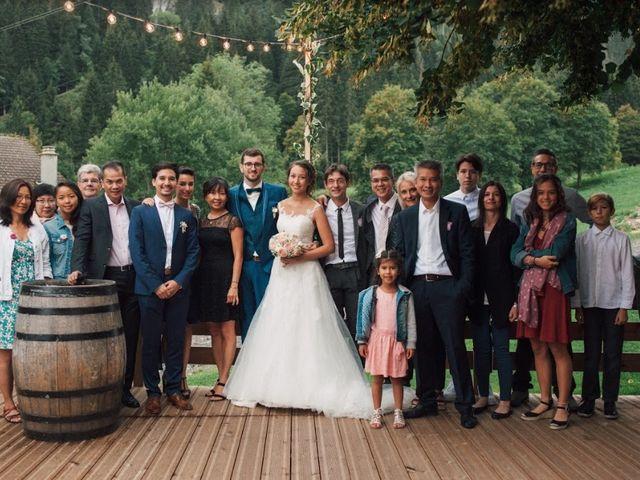 Le mariage de Thibault et Kim à Claix, Isère 34