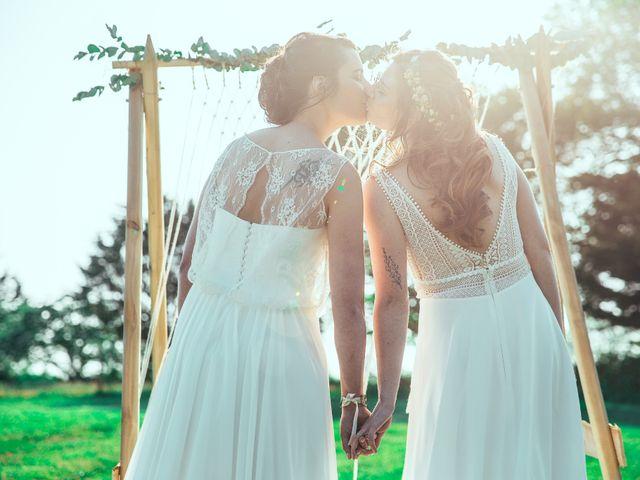 Le mariage de Lucile et Sophie