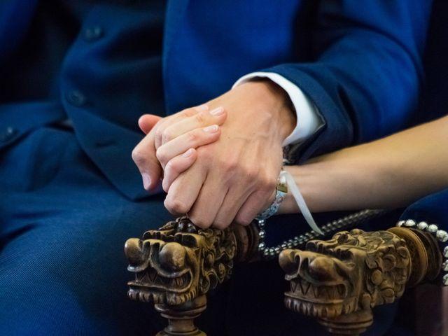 Le mariage de Guillaume et Mathilde à Bécon-les-Granits, Maine et Loire 12