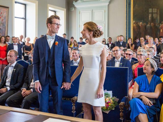 Le mariage de Guillaume et Mathilde à Bécon-les-Granits, Maine et Loire 14
