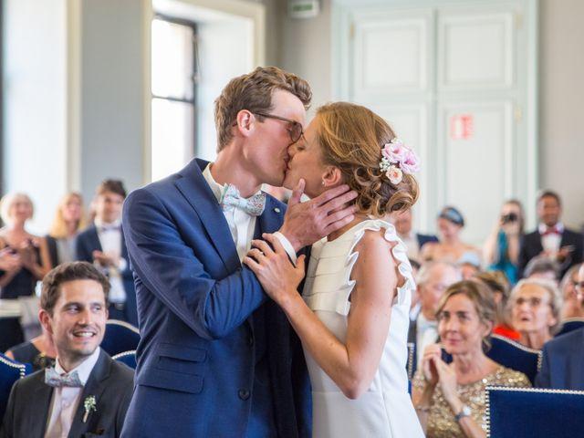 Le mariage de Guillaume et Mathilde à Bécon-les-Granits, Maine et Loire 15