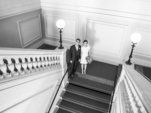 Le mariage de Guillaume et Mathilde à Bécon-les-Granits, Maine et Loire 17