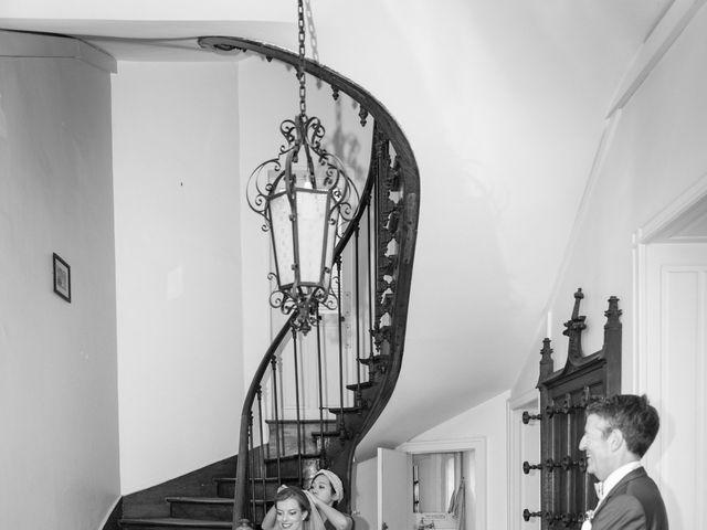 Le mariage de Guillaume et Mathilde à Bécon-les-Granits, Maine et Loire 34