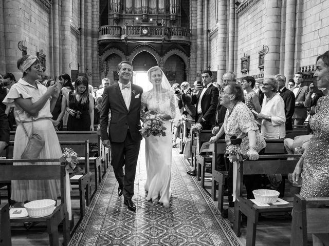Le mariage de Guillaume et Mathilde à Bécon-les-Granits, Maine et Loire 38