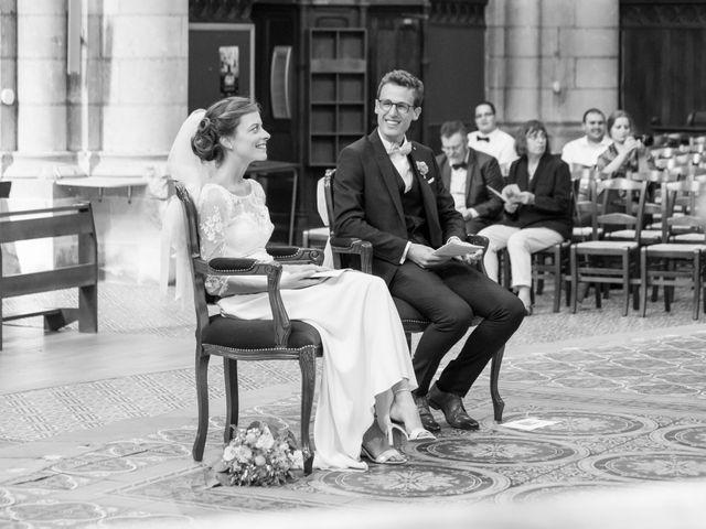 Le mariage de Guillaume et Mathilde à Bécon-les-Granits, Maine et Loire 46