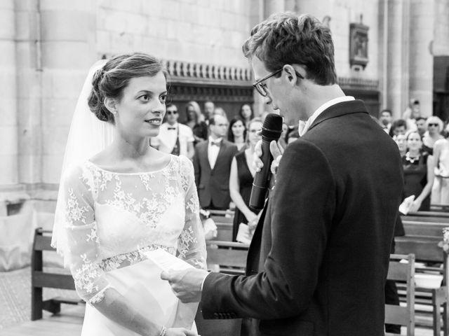 Le mariage de Guillaume et Mathilde à Bécon-les-Granits, Maine et Loire 47