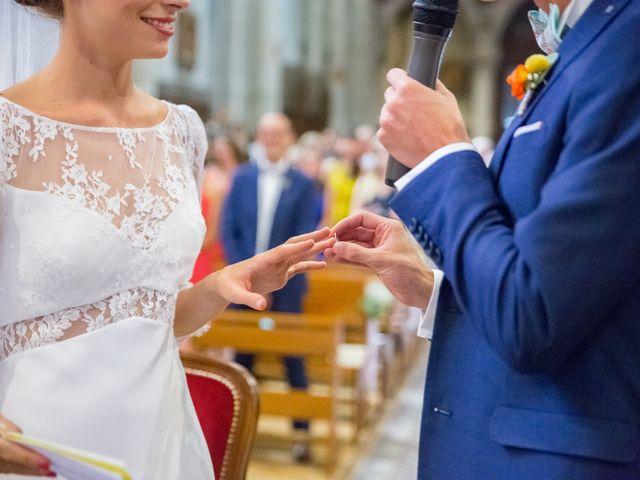 Le mariage de Guillaume et Mathilde à Bécon-les-Granits, Maine et Loire 50