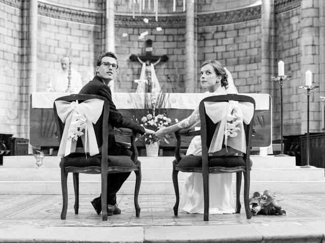 Le mariage de Guillaume et Mathilde à Bécon-les-Granits, Maine et Loire 57