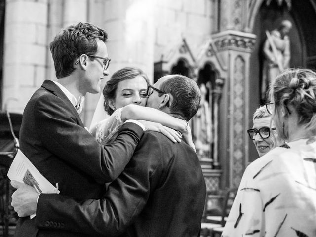 Le mariage de Guillaume et Mathilde à Bécon-les-Granits, Maine et Loire 60