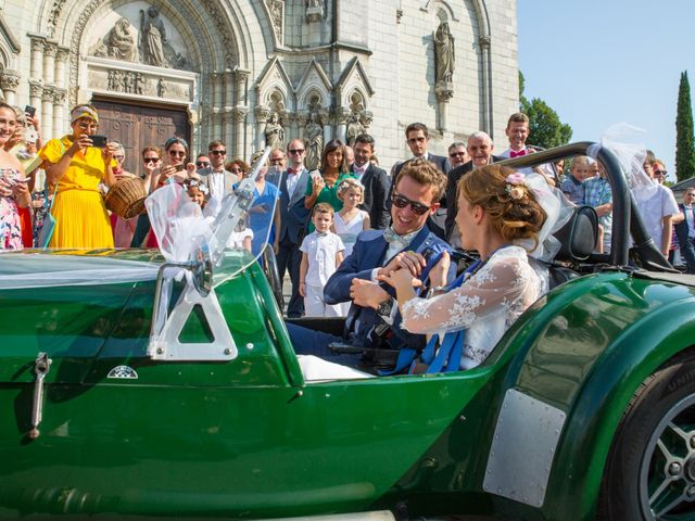 Le mariage de Guillaume et Mathilde à Bécon-les-Granits, Maine et Loire 70