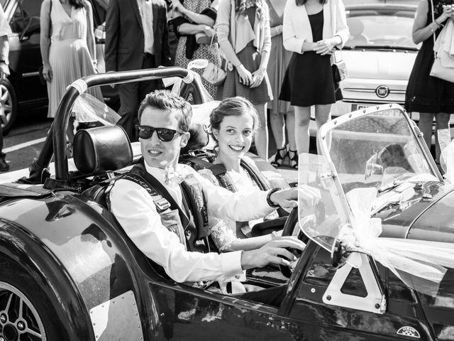 Le mariage de Guillaume et Mathilde à Bécon-les-Granits, Maine et Loire 73