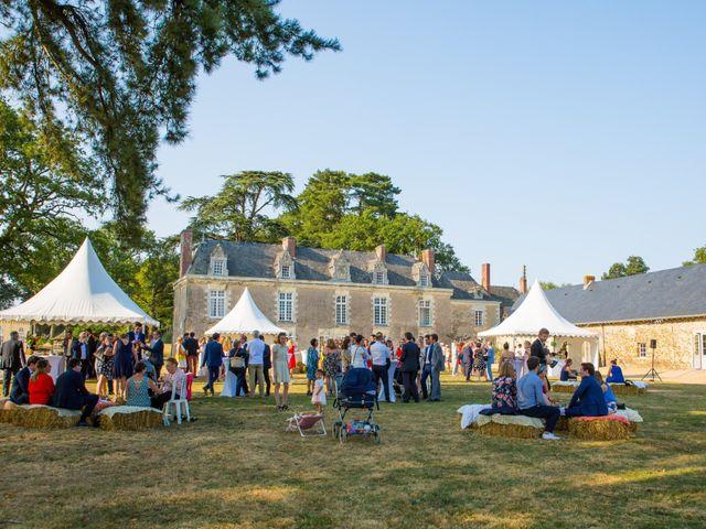 Le mariage de Guillaume et Mathilde à Bécon-les-Granits, Maine et Loire 95