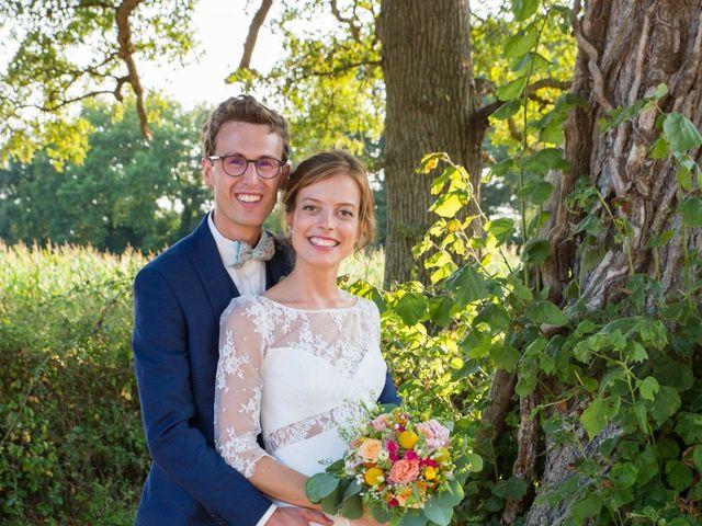 Le mariage de Guillaume et Mathilde à Bécon-les-Granits, Maine et Loire 105